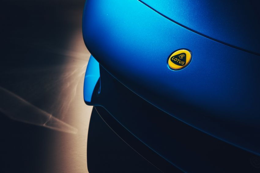 Lotus Emira debuts – 3.5L V6 and AMG 2.0L turbo four-cylinder; up to 400 hp, 430 Nm; manual, auto and DCT Image #1315829