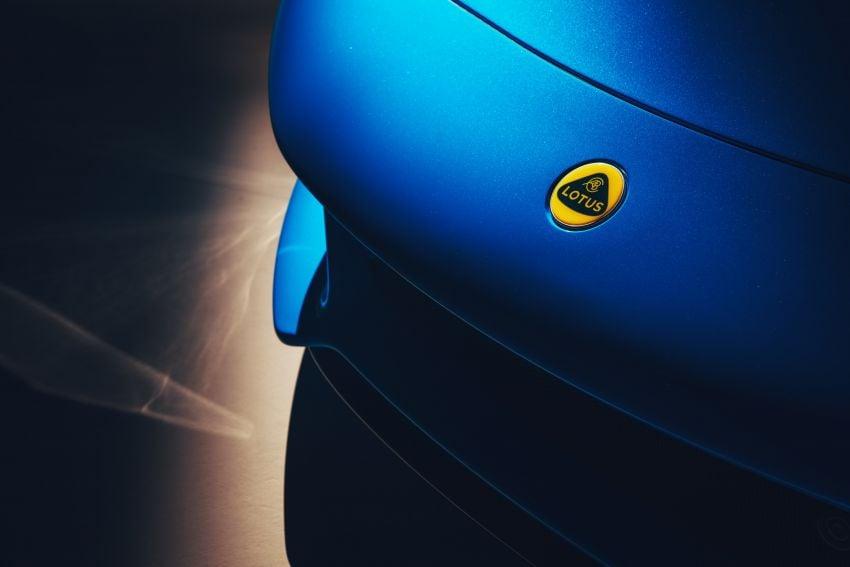 Lotus Emira diperkenal – tawar enjin 2.0L dan DCT dari Mercedes-AMG A 45, 3.5L V6 Toyota manual & auto Image #1316090