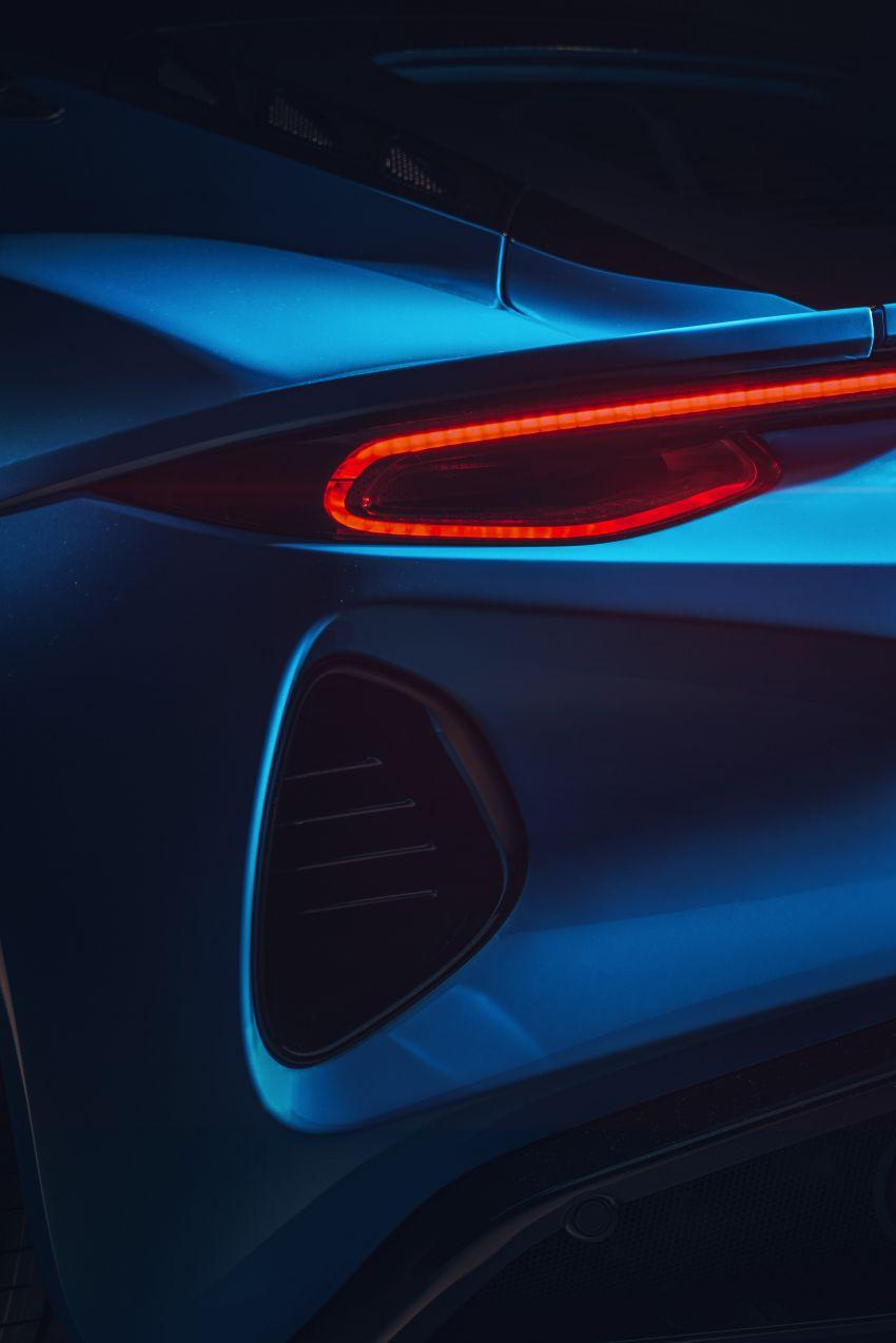 Lotus Emira diperkenal – tawar enjin 2.0L dan DCT dari Mercedes-AMG A 45, 3.5L V6 Toyota manual & auto Image #1316084
