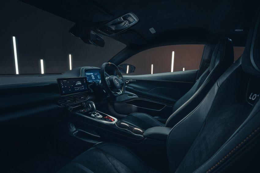 Lotus Emira diperkenal – tawar enjin 2.0L dan DCT dari Mercedes-AMG A 45, 3.5L V6 Toyota manual & auto Image #1316077