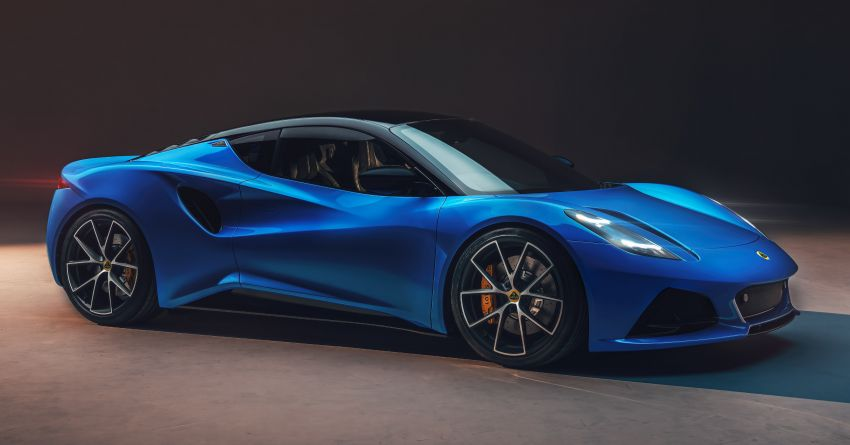Lotus Emira debuts – 3.5L V6 and AMG 2.0L turbo four-cylinder; up to 400 hp, 430 Nm; manual, auto and DCT Image #1315816