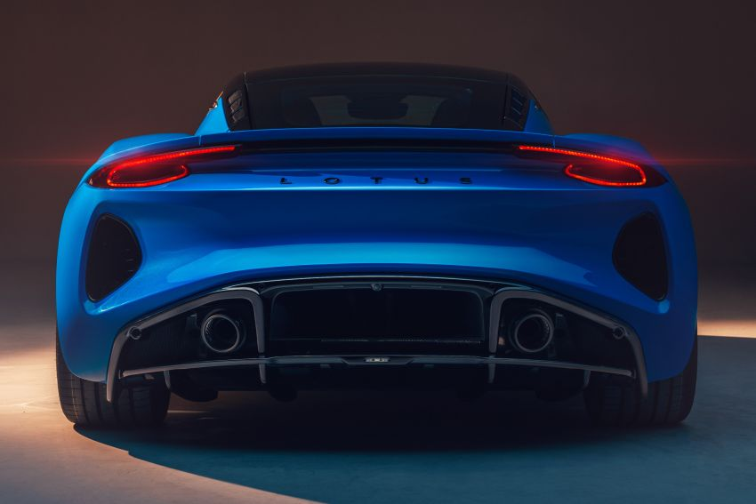 Lotus Emira debuts – 3.5L V6 and AMG 2.0L turbo four-cylinder; up to 400 hp, 430 Nm; manual, auto and DCT Image #1315821
