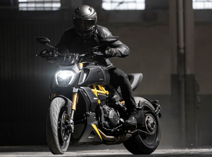 Ducati records 43% more sales in first half of 2021 Image #1320377