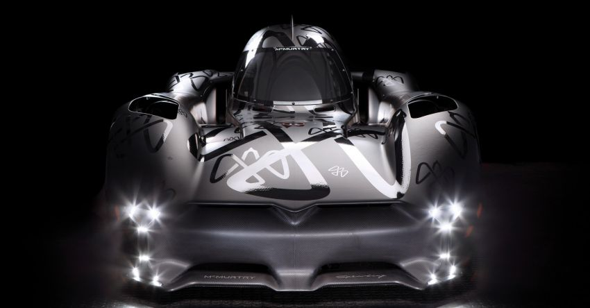 McMurtry Speirling – fully electric track-only sports car aims to break records following 2021 Goodwood debut Image #1317132
