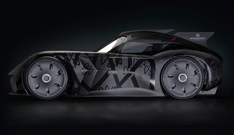 McMurtry Speirling – fully electric track-only sports car aims to break records following 2021 Goodwood debut Image #1317129