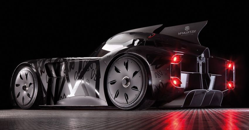 McMurtry Speirling – fully electric track-only sports car aims to break records following 2021 Goodwood debut Image #1317131