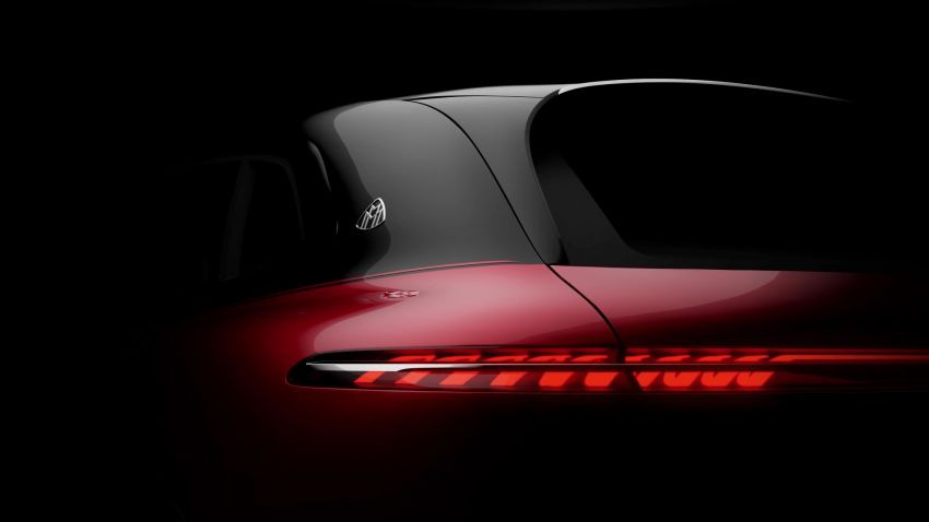 Mercedes-Benz EQS SUV, EQE SUV to debut in 2022 – Maybach EQS SUV teased, electric G-Class by 2024 Image #1322493