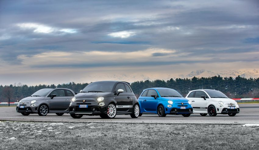 Abarth 695 Esseesse debuts – lighter with bespoke styling; 180 PS 1.4L turbo engine; limited to 1,390 units Image #1315429