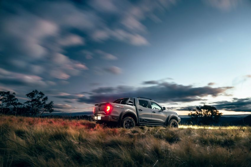 Nissan Navara Pro-4X Warrior launched in Australia – rugged pick-up with revised suspension, new styling Image #1314675
