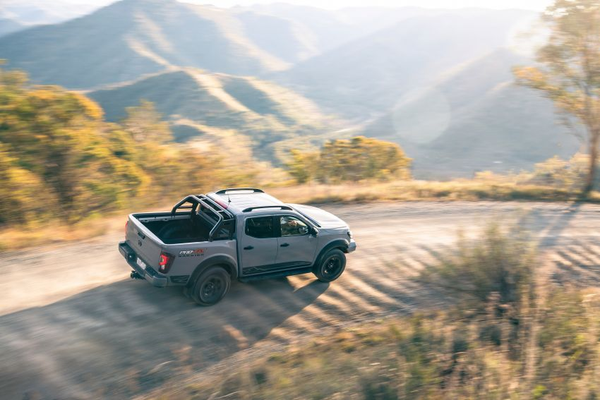 Nissan Navara Pro-4X Warrior launched in Australia – rugged pick-up with revised suspension, new styling Image #1314681