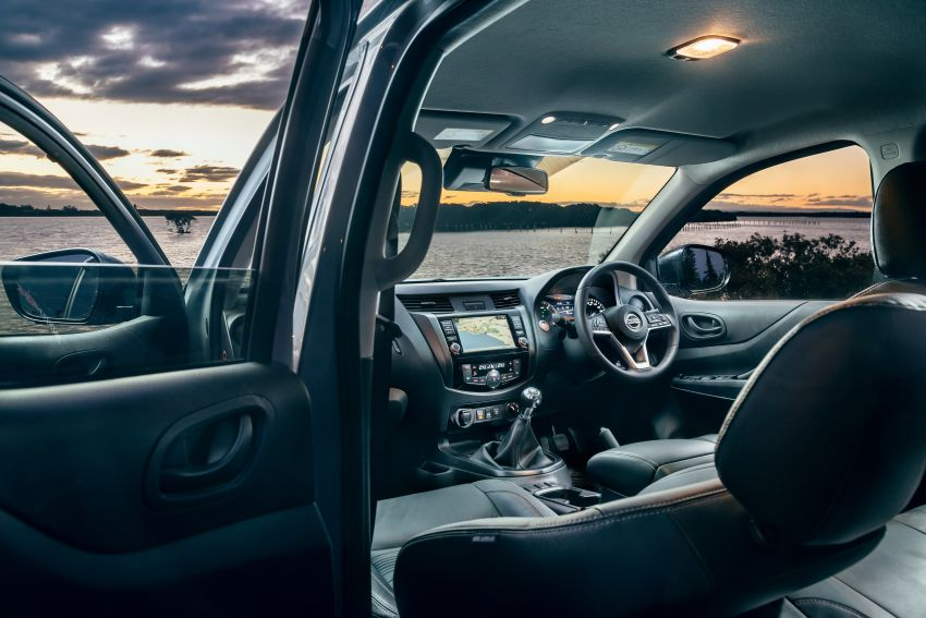 Nissan Navara Pro-4X Warrior launched in Australia – rugged pick-up with revised suspension, new styling Image #1314691