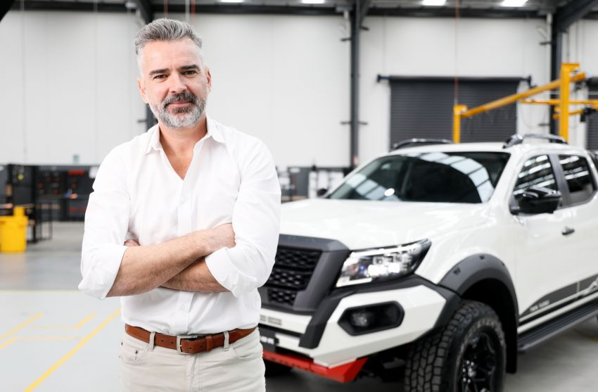 Nissan Navara Pro-4X Warrior launched in Australia – rugged pick-up with revised suspension, new styling Image #1314726