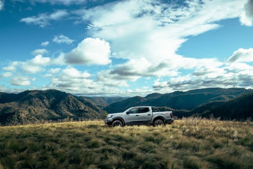 Nissan Navara Pro-4X Warrior launched in Australia – rugged pick-up with revised suspension, new styling Image #1314671