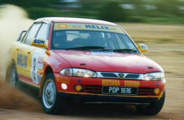 DSR company founder recounts the story of Michael Schumacher driving his Proton Wira 1.8 DOHC EXi Image #1316999