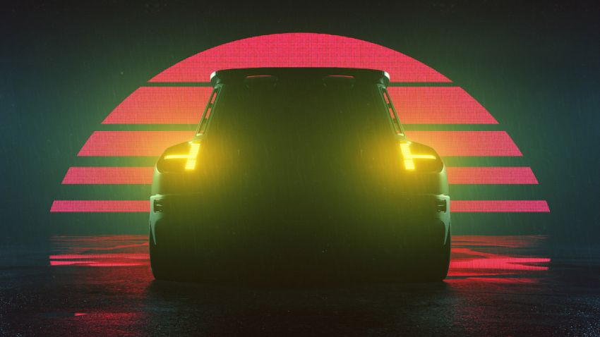 Renault 5 Turbo 3 debuts as a 400 hp restomod tribute Image #1323531