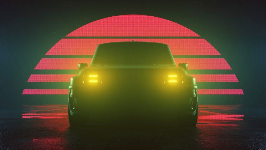 Renault 5 Turbo 3 debuts as a 400 hp restomod tribute Image #1323532