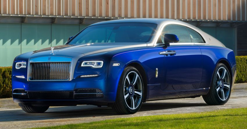 Wealthy individuals are now buying used Bentleys, Rolls-Royces and McLarens to cut down waiting time Image #1322910