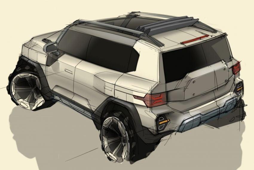 SsangYong teases Jeep-like X200 – next Korando? Image #1323845