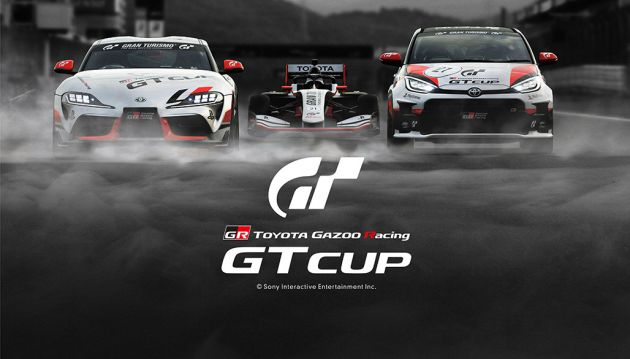 Three Malaysian sim racers up against the region's best at Toyota Gazoo Racing GT Cup Asia tomorrow