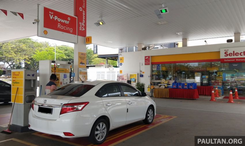 TNG RFID Fuelling pilot programme begins at five Shell stations in Klang Valley, from July 13 to Aug 12 Image #1318749