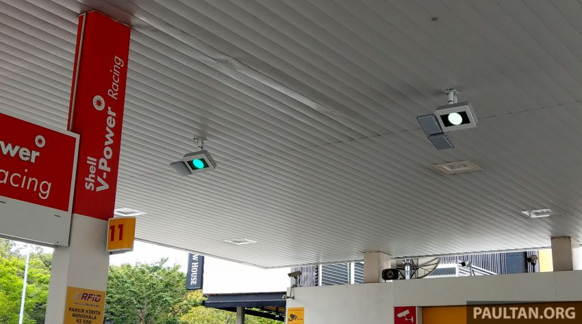 TNG RFID Fuelling pilot programme begins at five Shell stations in Klang Valley, from July 13 to Aug 12 Image #1318750