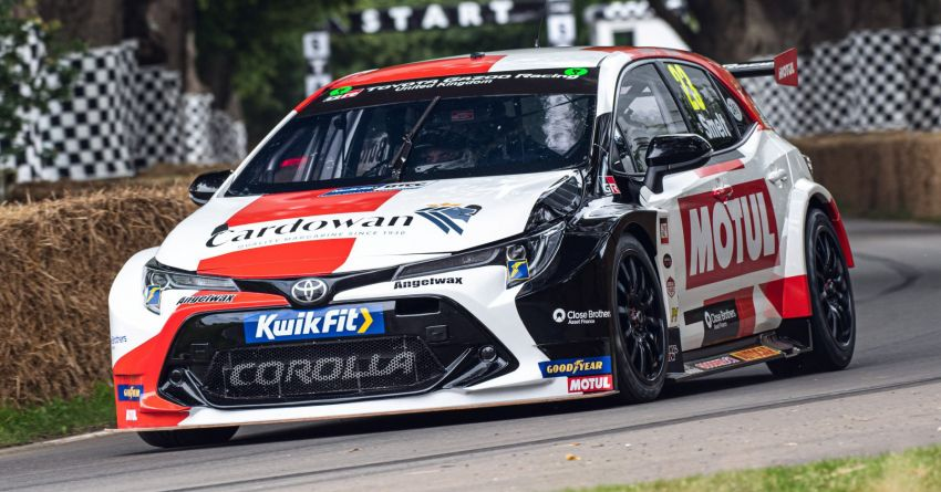 Toyota GR86 makes its UK debut at Goodwood event Image #1318695