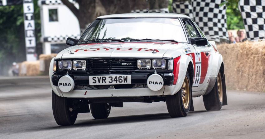 Toyota GR86 makes its UK debut at Goodwood event Image #1318696