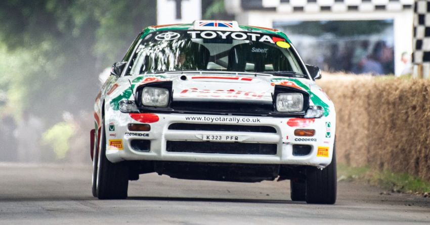 Toyota GR86 makes its UK debut at Goodwood event Image #1318697