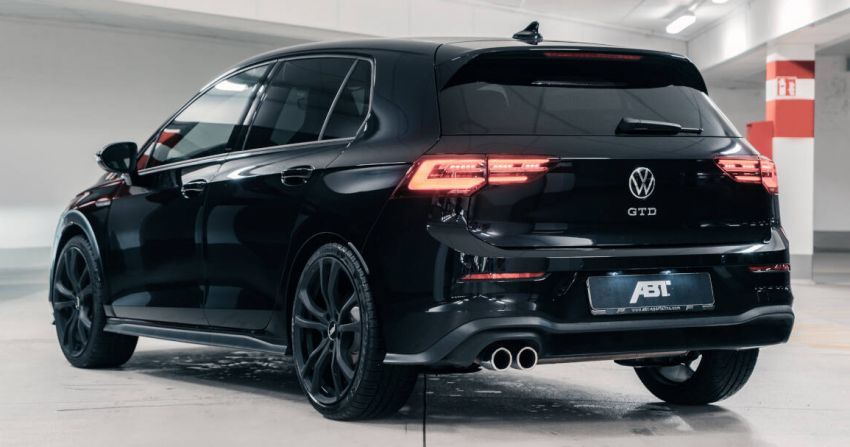 New Volkswagen Golf R Mk8 by ABT – 384 PS, 470 Nm! Image #1316753