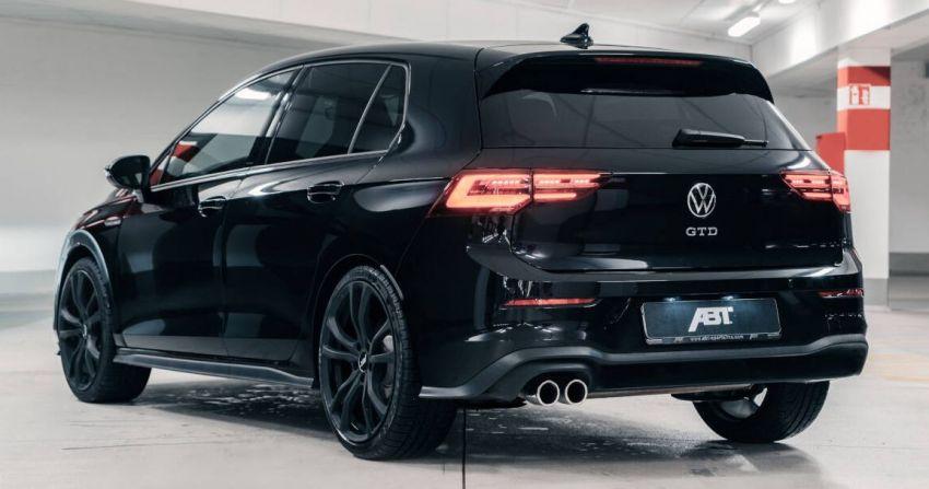 Volkswagen Golf R Mk8 ABT – ekstrak 384 PS dan 470 Nm hanya dengan kotak komputer enjin baharu! Image #1316836