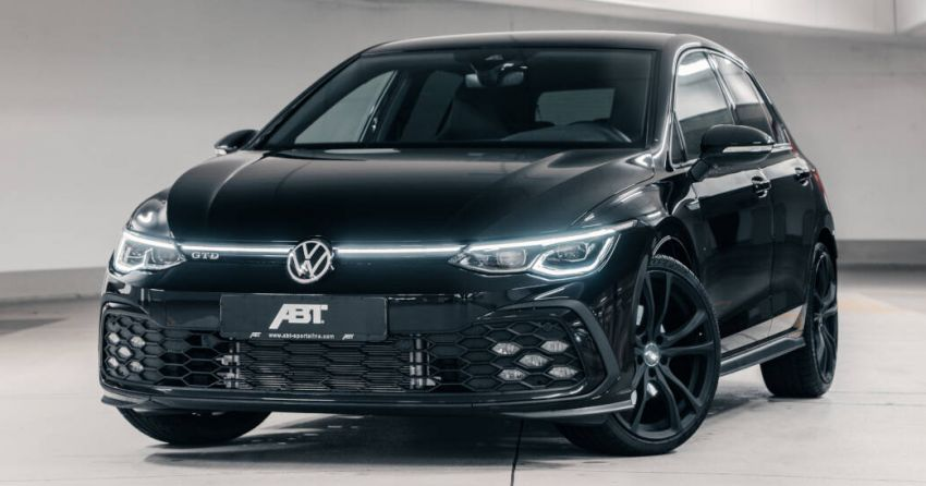 New Volkswagen Golf R Mk8 by ABT – 384 PS, 470 Nm! Image #1316755