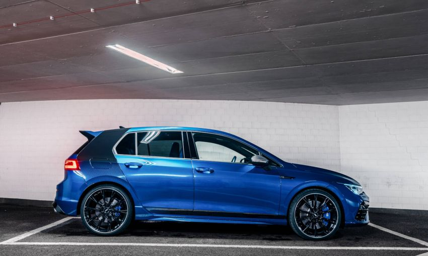 New Volkswagen Golf R Mk8 by ABT – 384 PS, 470 Nm! Image #1316750