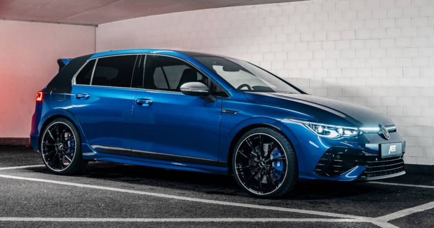 New Volkswagen Golf R Mk8 by ABT – 384 PS, 470 Nm! Image #1316751