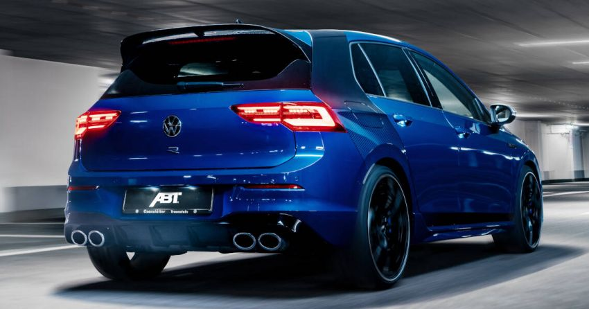 New Volkswagen Golf R Mk8 by ABT – 384 PS, 470 Nm! Image #1316752