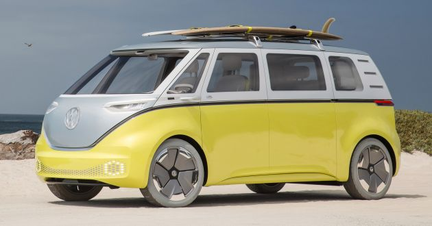 Volkswagen ID. Buzz – at least three variants planned