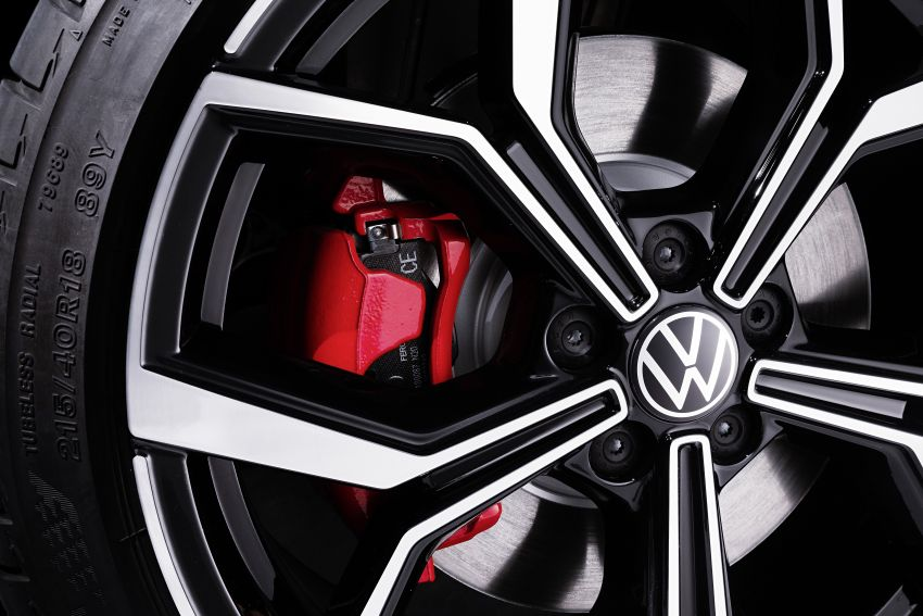 Volkswagen Polo GTI Mk6.5 didedah – 7 PS lebih berkuasa, tiada manual, standard DSG 7-kelajuan Image #1313937