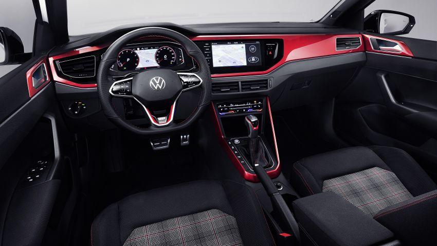 Volkswagen Polo GTI Mk6.5 didedah – 7 PS lebih berkuasa, tiada manual, standard DSG 7-kelajuan Image #1313935
