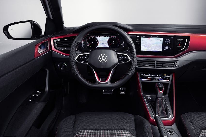 Volkswagen Polo GTI Mk6.5 didedah – 7 PS lebih berkuasa, tiada manual, standard DSG 7-kelajuan Image #1313934