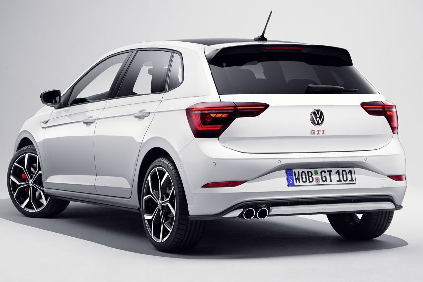 Volkswagen Polo GTI Mk6.5 didedah – 7 PS lebih berkuasa, tiada manual, standard DSG 7-kelajuan Image #1313944