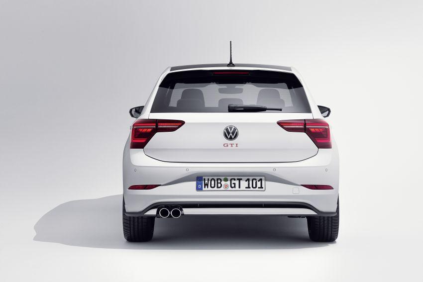 Volkswagen Polo GTI Mk6.5 didedah – 7 PS lebih berkuasa, tiada manual, standard DSG 7-kelajuan Image #1313943