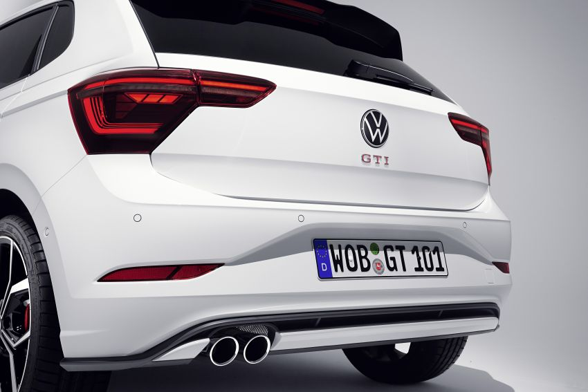 Volkswagen Polo GTI Mk6.5 didedah – 7 PS lebih berkuasa, tiada manual, standard DSG 7-kelajuan Image #1313939