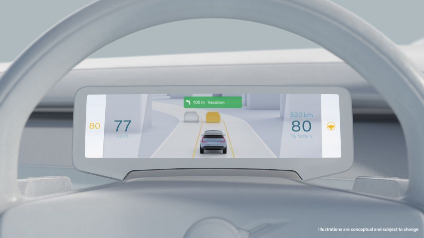 VolvoCar.OS to feature in brand's future EVs – Android Automotive OS to power new infotainment systems Image #1313984