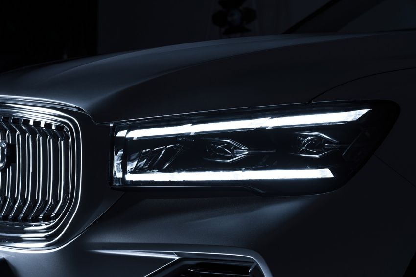 Geely Xingyue L flagship SUV officially launched in China – 2.0T, L2 autonomous, hybrid coming soon Image #1321719
