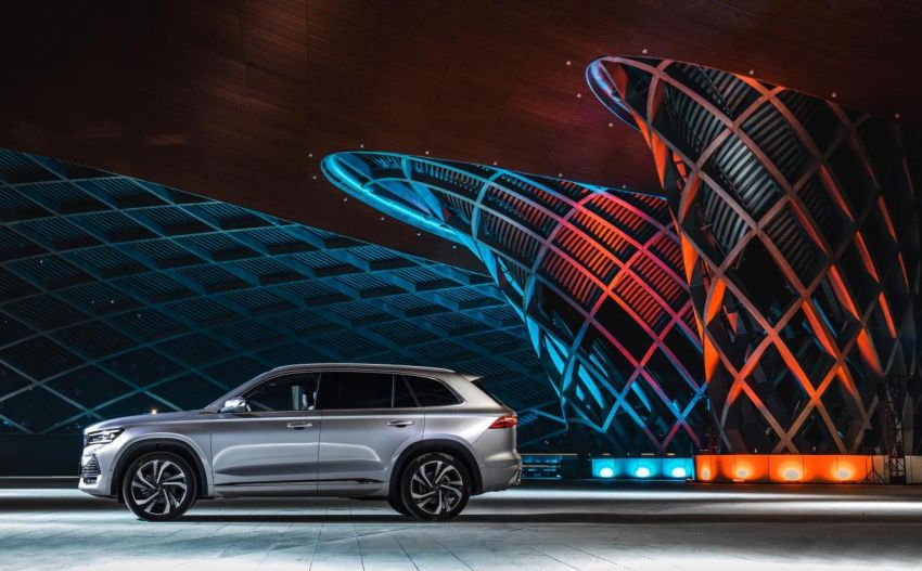 Geely Xingyue L flagship SUV officially launched in China – 2.0T, L2 autonomous, hybrid coming soon Image #1321748