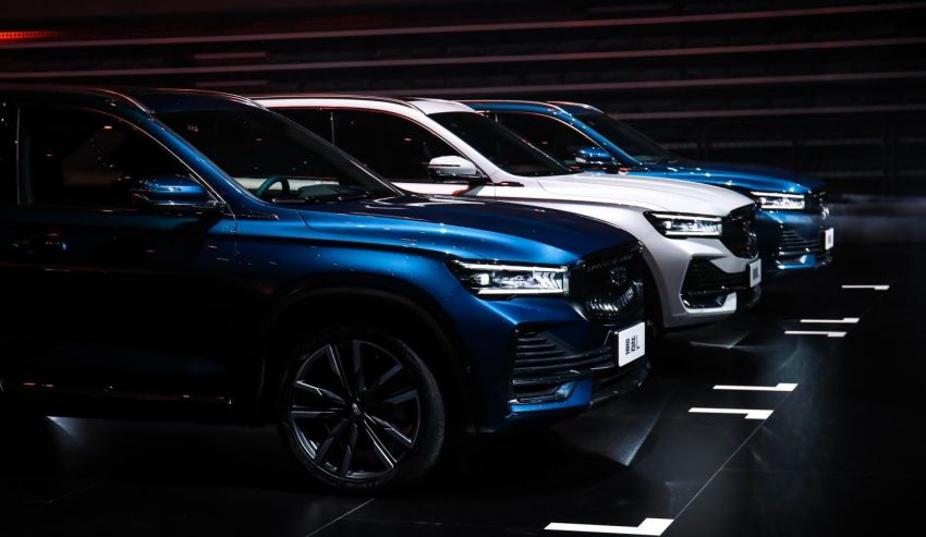 Geely Xingyue L flagship SUV officially launched in China – 2.0T, L2 autonomous, hybrid coming soon Image #1321750