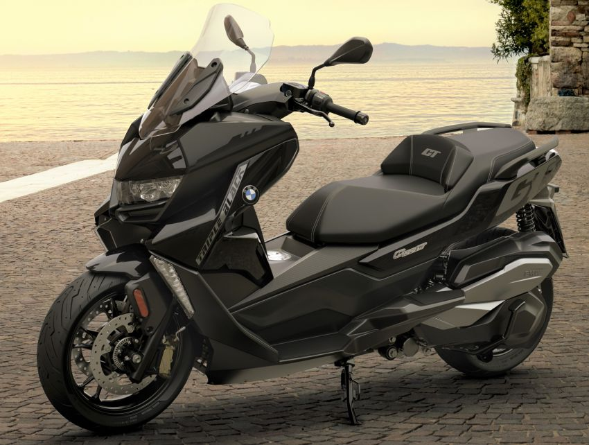 2021 BMW Motorrad C400X and C400GT scooters for Malaysia – C400X at RM44,500, C400GT at RM48,500 Image #1333771