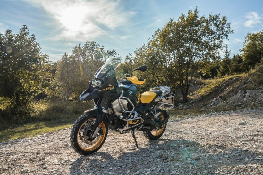 2021 BMW Motorrad R1250GS prices for Malaysia – from GS Rallye at RM119k to GSA '40 Years' at RM135k Image #1333362