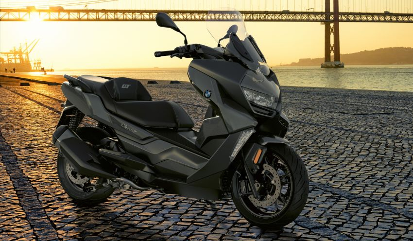 2021 BMW Motorrad C400X and C400GT scooters for Malaysia – C400X at RM44,500, C400GT at RM48,500 Image #1333773
