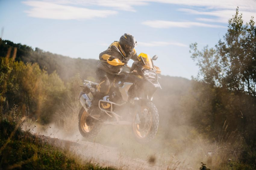 2021 BMW Motorrad R1250GS prices for Malaysia – from GS Rallye at RM119k to GSA '40 Years' at RM135k Image #1333326