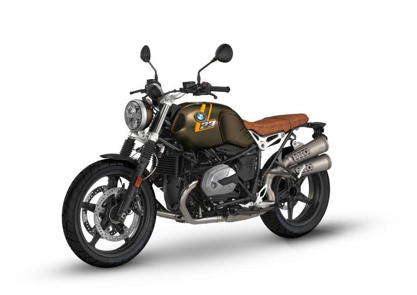 2021 BMW Motorrad R nineT's for Malaysia – R nineT at RM96,500, Pure at RM82,500, Scrambler at RM86,500 Image #1337077
